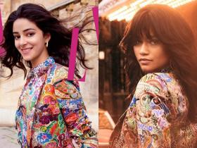 fashion,Tommy Hilfiger,Faceoffs,pantsuit,Faceoff,Zendaya,Ananya Panday