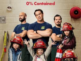 John Cena,Hollywood,Playing With Fire