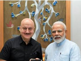 News,anupam kher,pm narendra modi,Lessons Life Taught Me Unknowingly