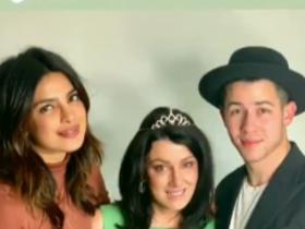 Priyanka Chopra,Nick Jonas,Hollywood,Denise Miller Jonas