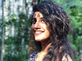 Priya Prakash Varrier,Oru Adaar Love,South,sandalwood