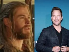 Chris Pratt,Chris Hemsworth,Avengers: Endgame,Hollywood