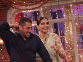 Salman Khan,Comedy Nights with Kapil,Sonam Kapoor,Prem Ratan Dhan Paayo