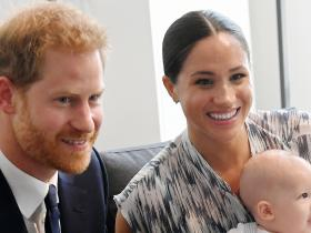 ARCHIE,Meghan Markle,Prince Harry,Hollywood,Archewell