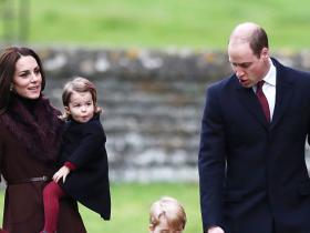 Kate Middleton,Prince William,Prince George,Hollywood