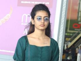 bollywood,Priya Prakash Varrier,South,South celebs