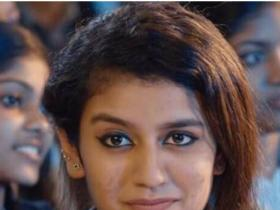 Priya Prakash Varrier,South