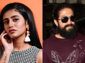 Yash,Priya Prakash Varrier,South