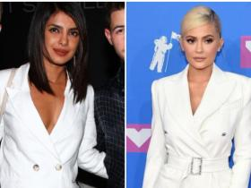 Priyanka Chopra,Faceoffs,Kylie Jenner,blazer dress