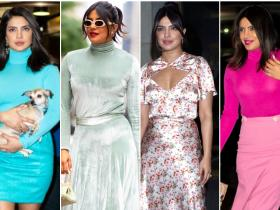 Celebrity Style,Priyanka Chopra,fashion,the sky is pink