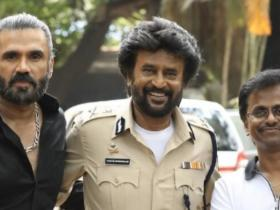 suniel shetty,Rajinikanth,ar murugadoss,South