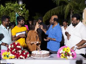 Rajinikanth,Keerthy Suresh,South,Thalaivar 168