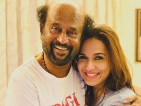 Rajinikanth,Soundarya Rajinikanth,South,Thalaiva
