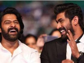 rana daggubati,Kajal Aggarwal,South,Happy Birthday Prabhas
