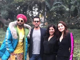 Ranveer Singh,Zoya Akhtar,Exclusives,gully boy,Eminem,8 Mile