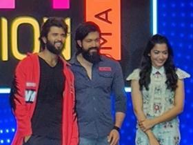 Yash,Vijay Deverakonda,Rashmika Mandanna,South