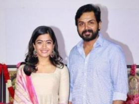 Sultan,Karthi,Rashmika Mandanna,South