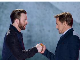 captain america,Robert Downey Jr,Avengers: Endgame,Hollywood