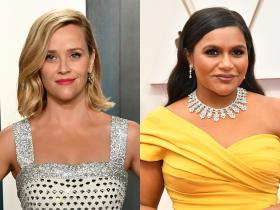Mindy Kaling,reese witherspoon,Hollywood,Legally Blonde 3