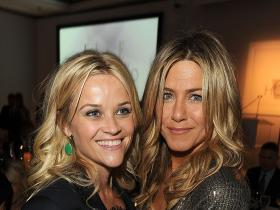 friends,jennifer aniston,reese witherspoon,Hollywood