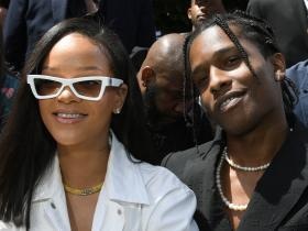 rihanna,Hollywood,Hassan Jameel,A$AP Rocky