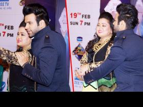 news & gossip,Bharti Singh,Rithvik Dhanjani,India's Got Talent