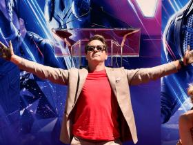 Robert Downey Jr,Avengers Endgame,Hollywood,MTV Movie & TV Awards 2019