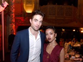 Robert Pattinson,Hollywood,FKA twigs