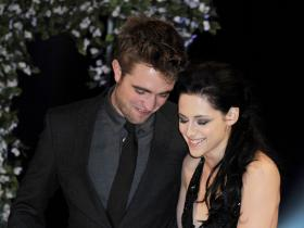 Robert Pattinson,Kristen Stewart,twilight,Hollywood