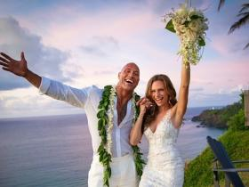 Dwayne Johnson,The Rock,Hollywood,Lauren Hashian,Dwayne Johnson marriage
