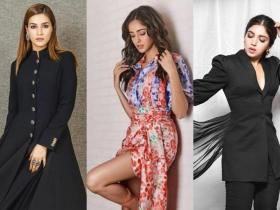 Celebrity Style,Kriti Sanon,Ananya Panday,fashion update