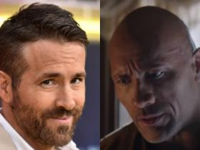 Dwayne Johnson,Ryan Reynolds,Hobbs & Shaw,Hollywood