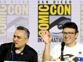 Russo Brothers,Avengers: Endgame,Hollywood,San Diego Comic Con 2019