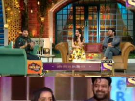 videos,Kapil Sharma,shraddha Kapoor,The Kapil Sharma Show,Prabhas