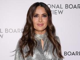Salma Hayek,Marvel,Hollywood,The Eternals