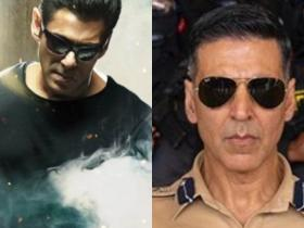 News,salman khan,akshay kumar,Sooryavanshi,Radhe Your Most Wanted Bhai