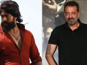 Sanjay Dutt,Yash,KGF: Chapter 2,South
