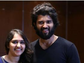 Vijay Deverakonda,Dear Comrade,South,Sanusha Santhosh