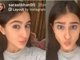 News,Sara Ali Khan,lockdown