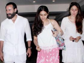 News,Sara Ali Khan,Kareena Kapoor Khan