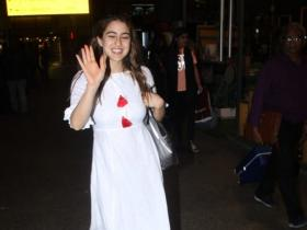 Photos,Sara Ali Khan,Aaj Kal,Coolie No. 1
