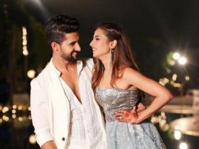 Sargun Mehta,Ravi Dubey,Valentines Day,photos