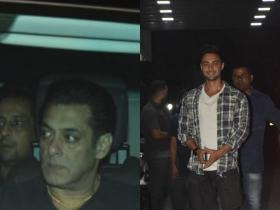 Photos,salman khan,sohail khan,Lulia Vantur,Aayush Sharma,Arpita Khan Sharma