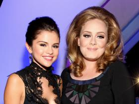 hello,Adele,Selena Gomez,Hollywood,Send My Love (To Your New Lover)