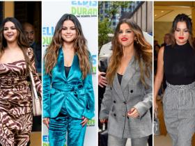 Celebrity Style,fashion,selena gomez,new york city