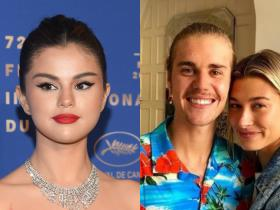 Selena Gomez,Justin Bieber and Hailey Baldwin,Hollywood