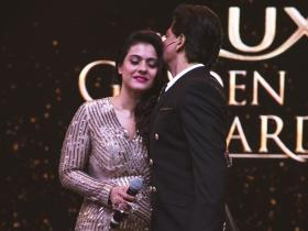 kajol,shah rukh khan,Exclusives,Lux Golden Rose Awards 2018