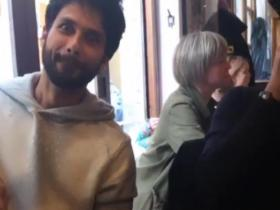 Video,Shahid Kapoor,mira rajput