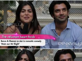 Interviews,Barun Sobti,Shenaz Treasury