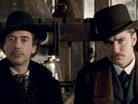 Robert Downey Jr,jude law,Sherlock Holmes 3,Hollywood